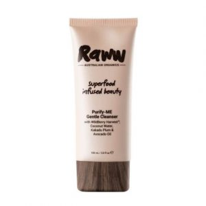 raww purify me gentle cleanser