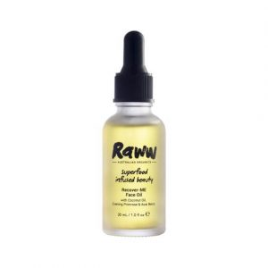 raww recover me face oil