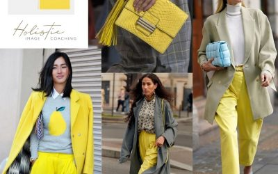 Personal Street Style – Biggest Colour Trend 2021